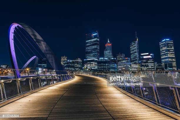 elizabeth quay perth - perth stock pictures, royalty-free photos & images