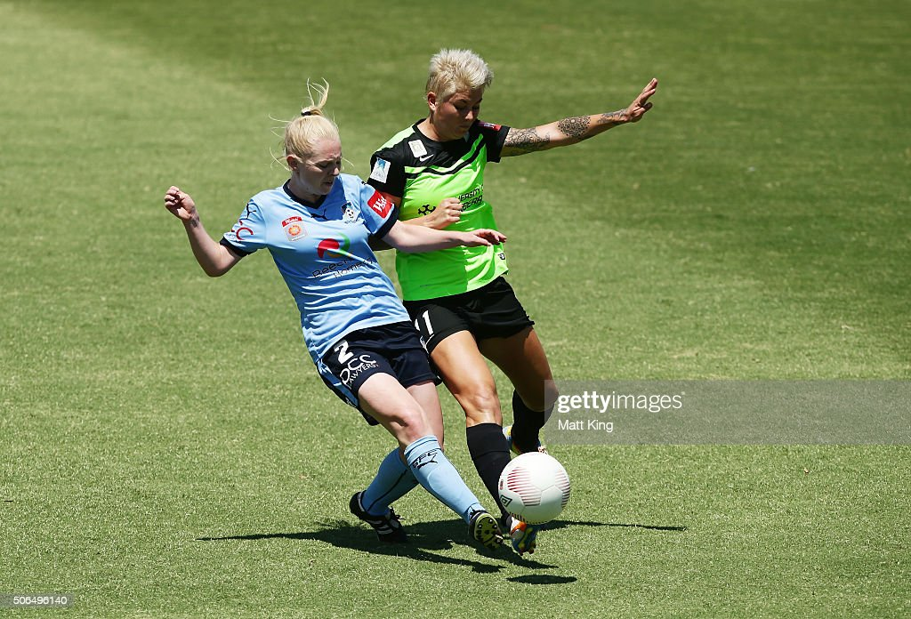 W-League Semi Final - Canberra v Sydney