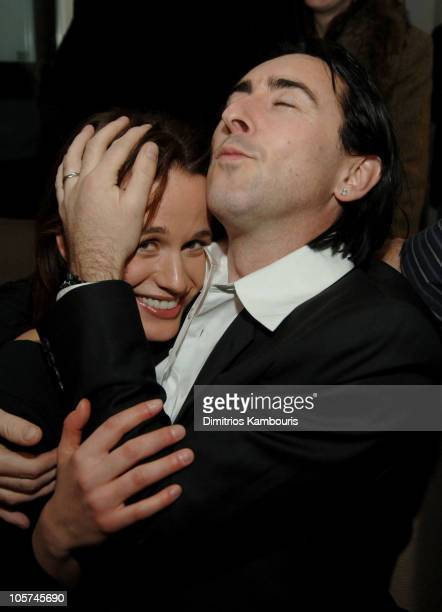 Elizabeth Reaser and Alan Cumming during 13th Annual Hamptons International Film Festival - Late Night Party at Star Room in East Hampton, New York,...