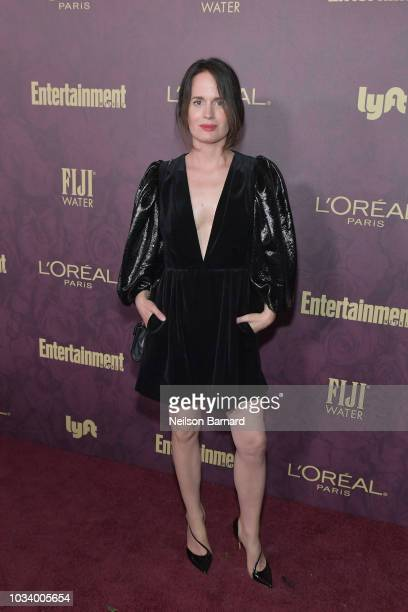 Elizabeth Reaser attends the 2018 PreEmmy Party hosted by Entertainment Weekly and L'Oreal Paris at Sunset Tower on September 15 2018 in Los Angeles...