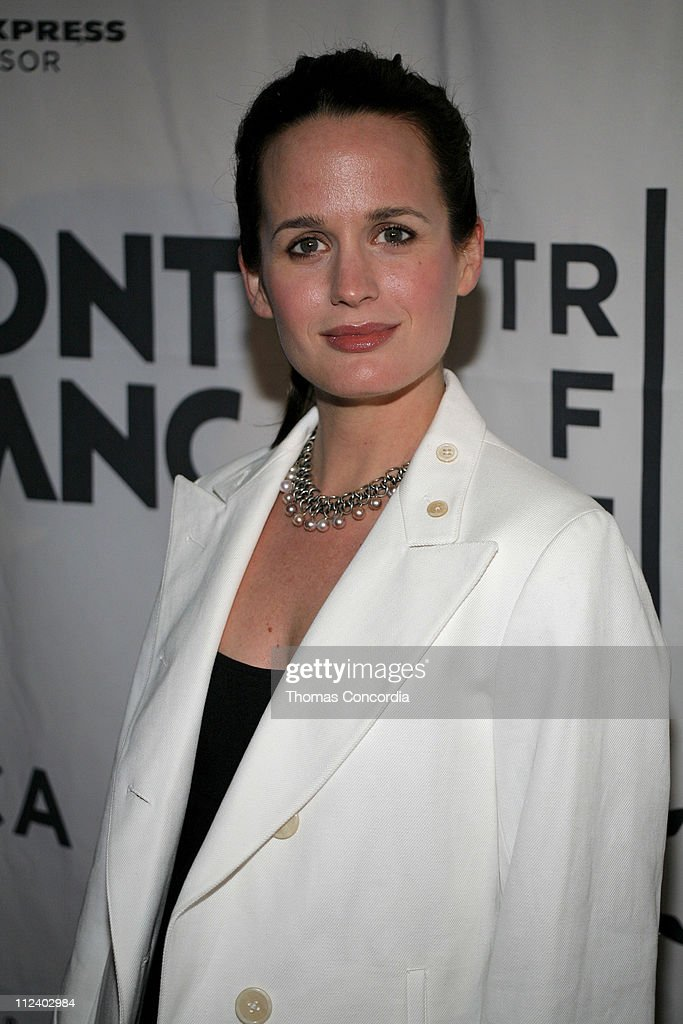 Elizabeth Reaser during 6th Annual Tribeca Film Festival - Montblanc de la Culture Awards - Arrivals at Angel Orensanz Foundation in New York City, New York, United States.