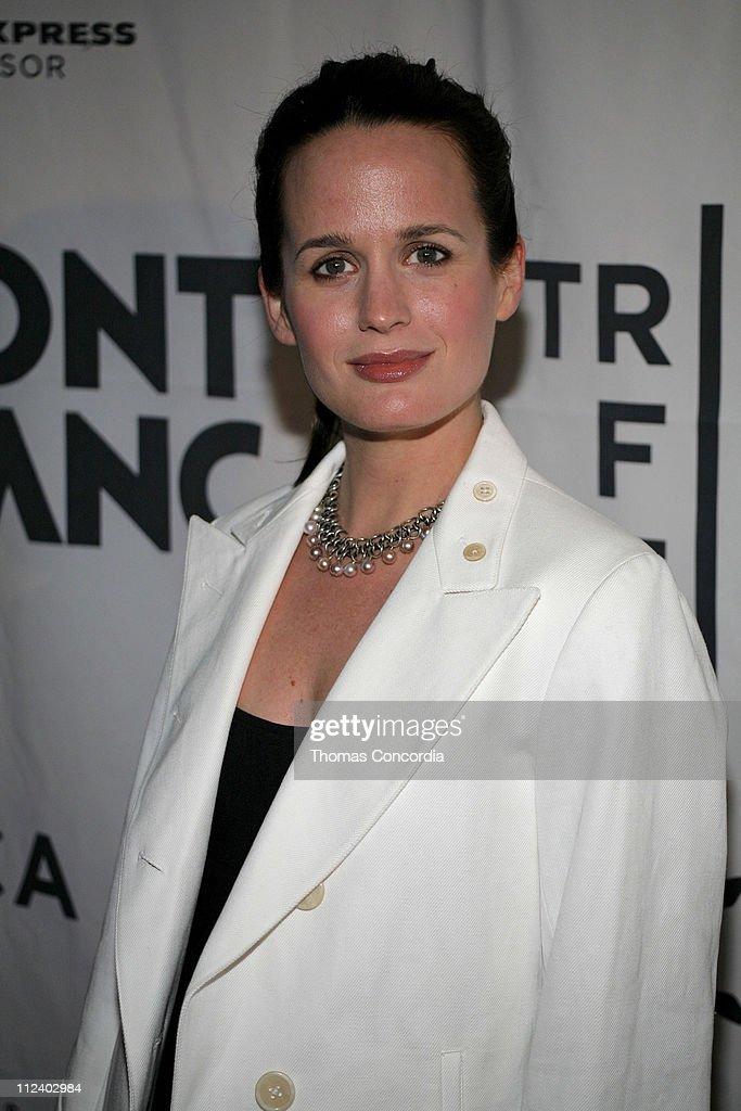 6th Annual Tribeca Film Festival - Montblanc de la Culture Awards - Arrivals