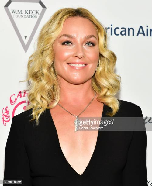 Elizabeth Rohm attends the 2018 Carousel of Hope Ball at The Beverly Hilton Hotel on October 6 2018 in Beverly Hills California
