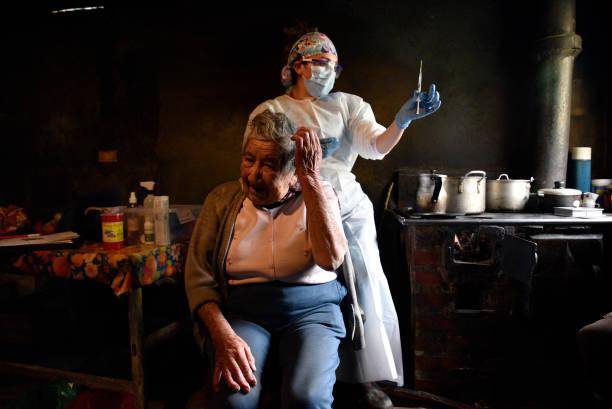 COL: Vaccination Campaign Continues in Rural Aereas Close to Bogota