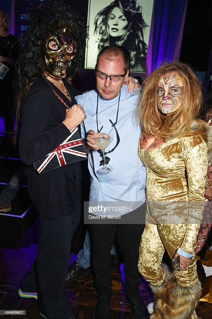 Unicef UK Halloween Ball : News Photo