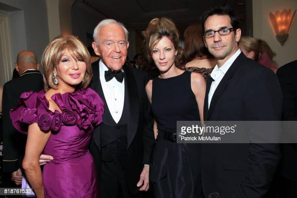 Elizabeth Segerstrom Henry Segerstrom Robbie Myers and Frank Michielli attend Carnegie Hall Medal of Excellence Gala Honoring HENRY T SEGERSTROM at...