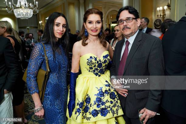 Elizabeth Shafiroff Jean Shafiroff and Guest attend Surgeons Of Hope 7th Annual Charity Gala at Essex House on October 15 2019 in New York City