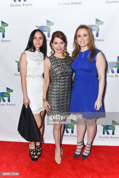 Elizabeth Shafiroff Jean Shafiroff and Lindsey Spielfogal attend Elizabeth Shafiroff and Lindsey Spielfogal Host the First Annual Global Strays Fund...