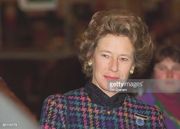 Elizabeth Shan LeggeBourke Ladyinwaiting To Princess Anne Circa 1980s