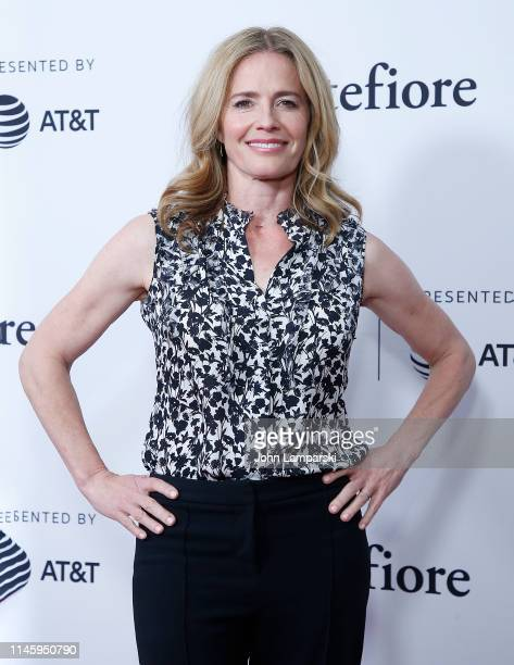 Elizabeth Shue attends 2019 Tribeca Film Festival Tribeca TV The Boys at SVA Theater on April 29 2019 in New York City