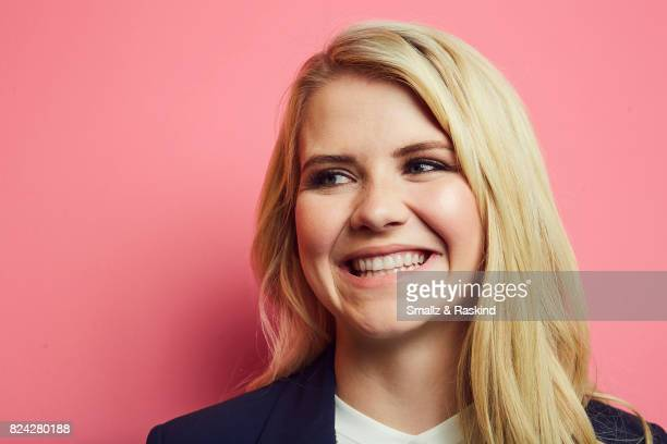 Elizabeth Smart of Lifetime and AE's 'I Am Elizabeth Smart' poses for a portrait during the 2017 Summer Television Critics Association Press Tour at...