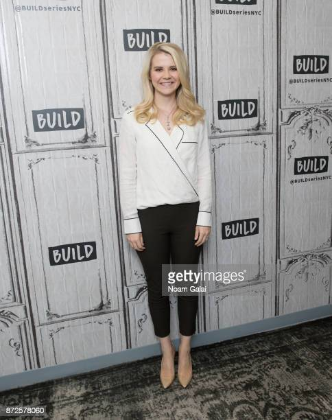 Elizabeth Smart visits Build Series to discuss Elizabeth Smart Autobiography at Build Studio on November 10 2017 in New York City
