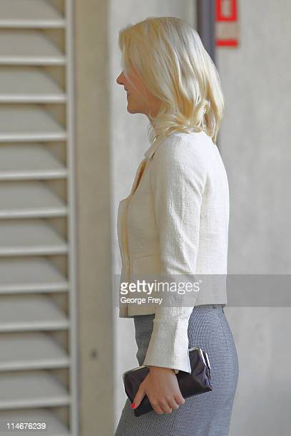 Elizabeth Smart walks into court for the sentencing of her kidnapper Brian David Mitchell May 25, 2011 in Salt Lake City, Utah. Mitchell is set to be...