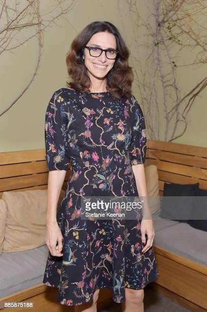 Elizabeth Stewart attends Molly R Stern X Sarah Chloe Jewelry Collaboration Launch Dinner on December 4 2017 in West Hollywood California
