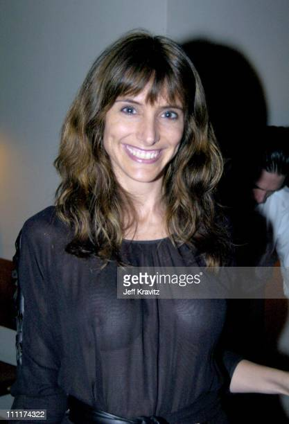 Elizabeth Stewart during HBO Films Pre Golden Globes Party Inside Coverage at Chateau Marmont in Los Angeles California United States