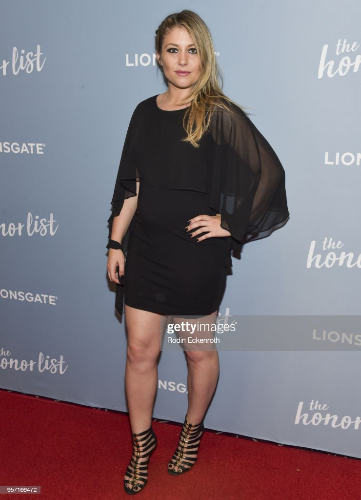 Elizabeth Stillwell attends a special screening of 'The Honor List' at The London Hotel on May 10, 2018 in West Hollywood, California.