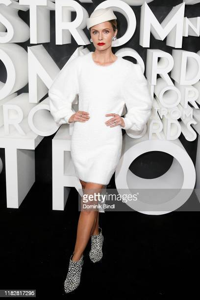 Elizabeth Sulcer attends the Nordstrom NYC Flagship Opening Party on on October 22, 2019 in New York City.