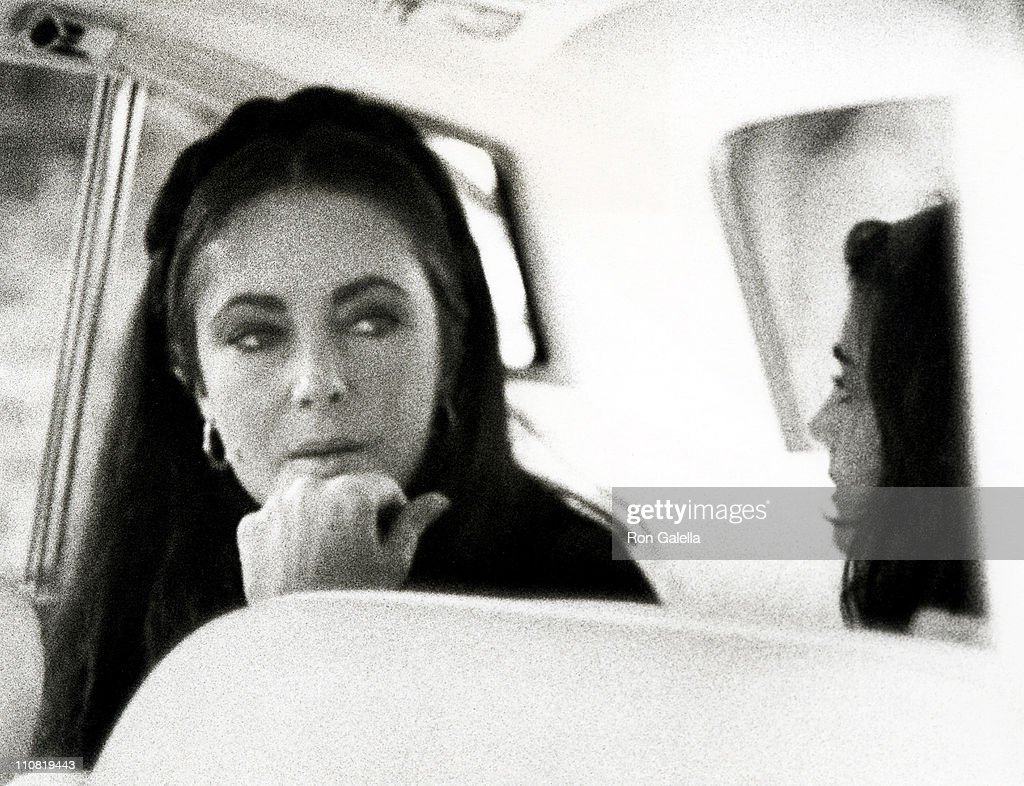 Elizabeth Taylor File Photos : News Photo
