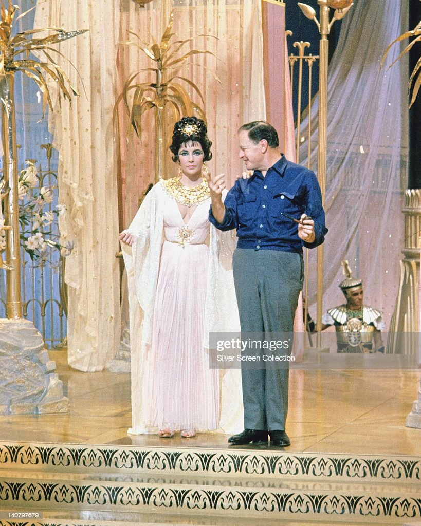 187 Cleopatra 1963 Film Title Photos And Premium High Res Pictures Getty Images