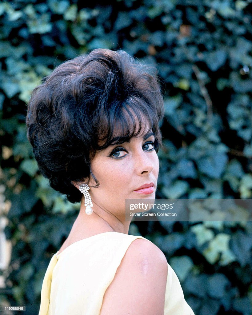 Elizabeth Taylor : News Photo