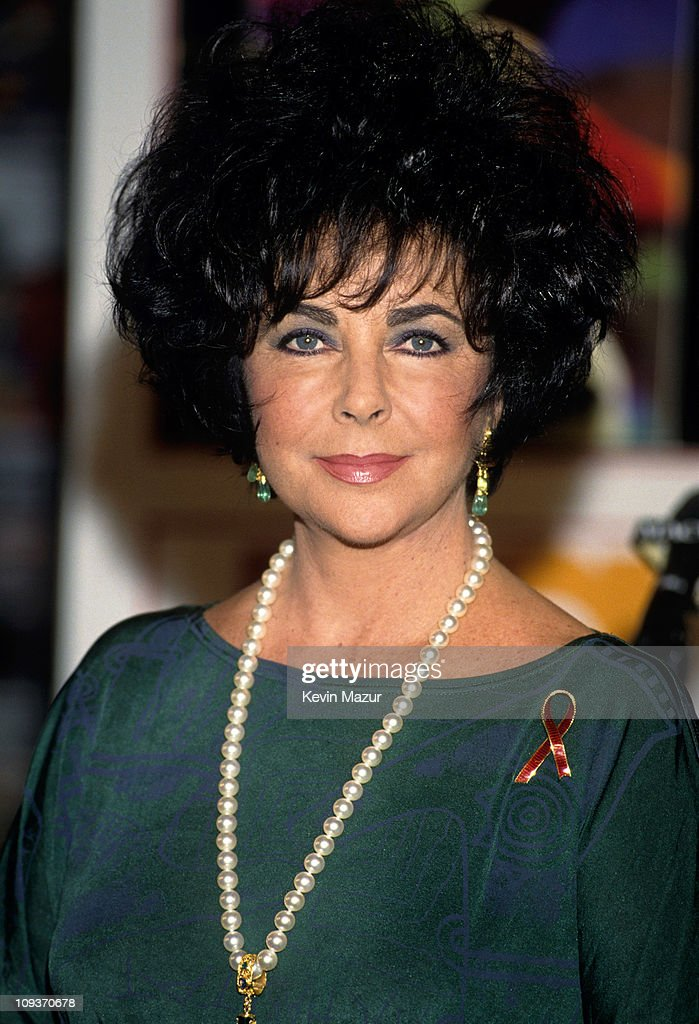 Elizabeth Taylor - File Photos