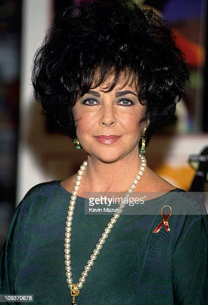 Elizabeth Taylor file photo