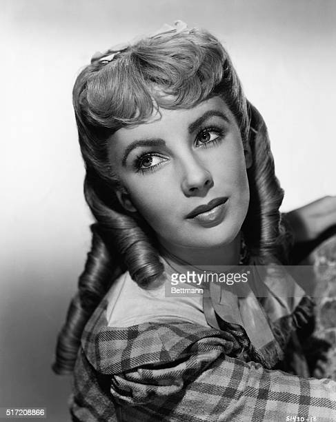 Elizabeth Taylor is seen as Amy in MetroGoldwynMayer's Technicolor production of 'Little Women' based on the famous novel by Louisa May Alcott Others...