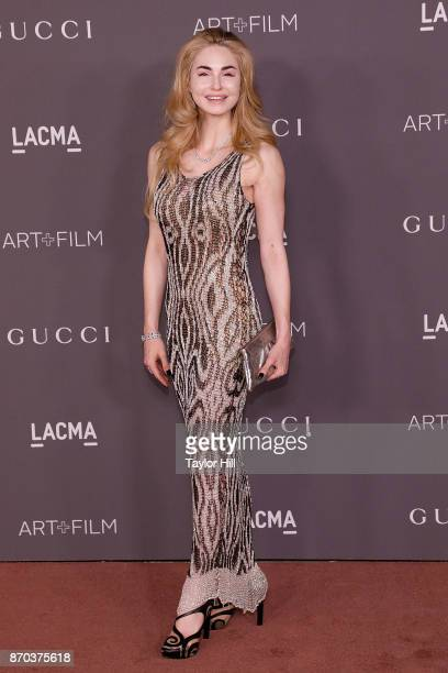 Elizabeth TenHouten agreed when the 2017 LACMA Art Film Gala Honoring Mark Bradford and George Lucas presented by Gucci at LACMA on November 4 2017...
