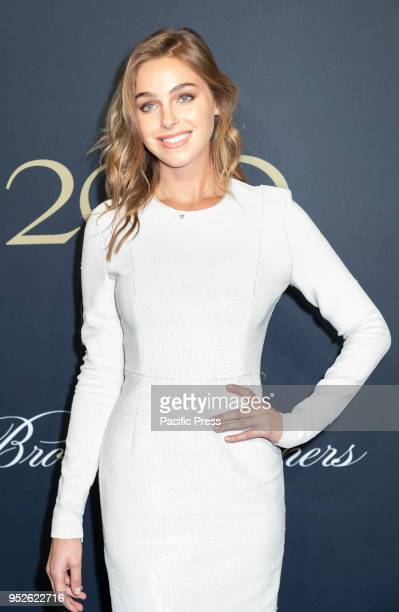 Elizabeth Turner attends the Brooks Brothers Bicentennial Celebration at Jazz At Lincoln Center Manhattan