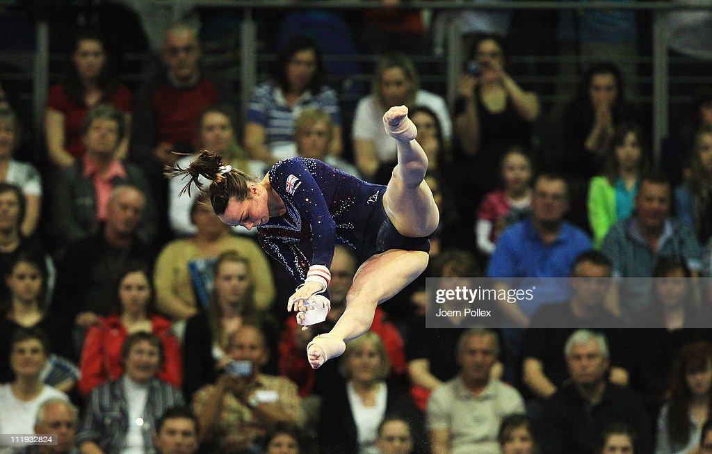 European Championships Artistic Gymnastics - Women's Apparatus Finals