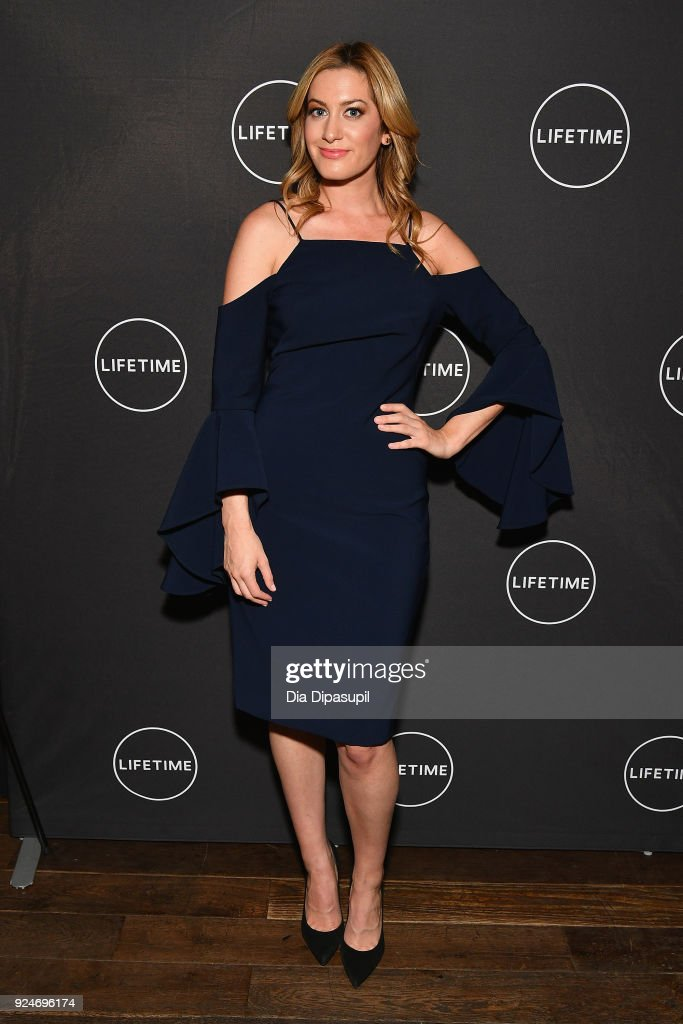 Elizabeth Wagmeister attends the exclusive premiere event of Lifetime's new show 'Glam Masters' with the cast and executive producer at Dirty French on February 26, 2018 in New York City.