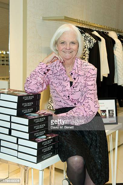 Elizabeth Walker attends the Elizabeth Walker Book Launch Party at Moschino on September 3 2013 in London England