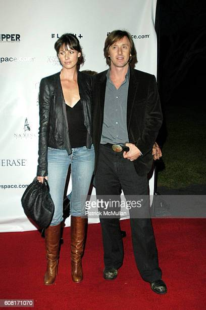 """Elizabeth Weber and Jake Weber attend """"The Tripper"""" Los Angeles Premiere - Arrivals at Hollywood Forever Cemetary on April 11, 2007 in Hollywood, CA."""