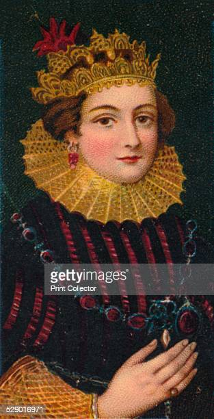 Elizabeth Wriothesley Countess of Southampton one of the chief ladiesinwaiting to Queen Elizabeth I of England c1620 From 'Chairman ViceChair...