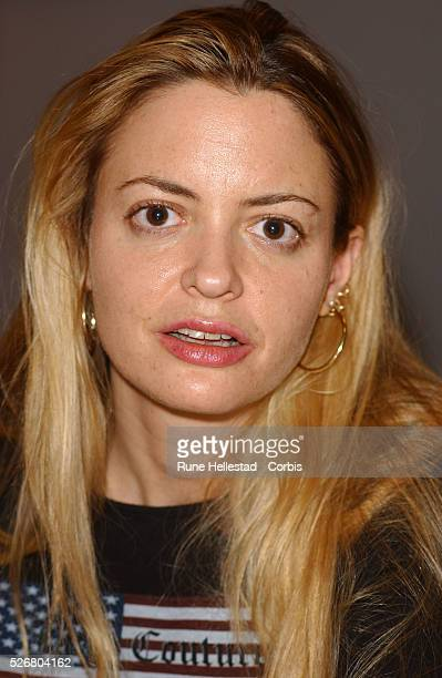 Elizabeth Wurtzel best selling author of Prozac Nation in the UK to promote her new book More Now Again which describes her addiction to Ritalin and...