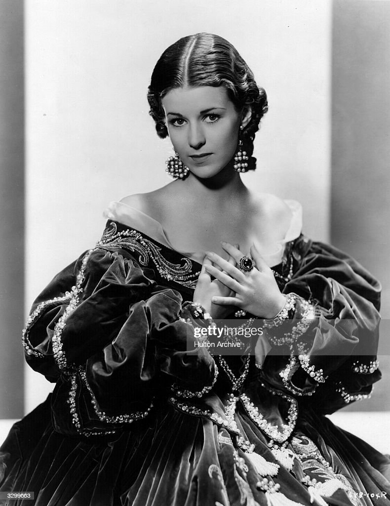 Elizabeth Young plays Countess Ebba in the film 'Queen ...