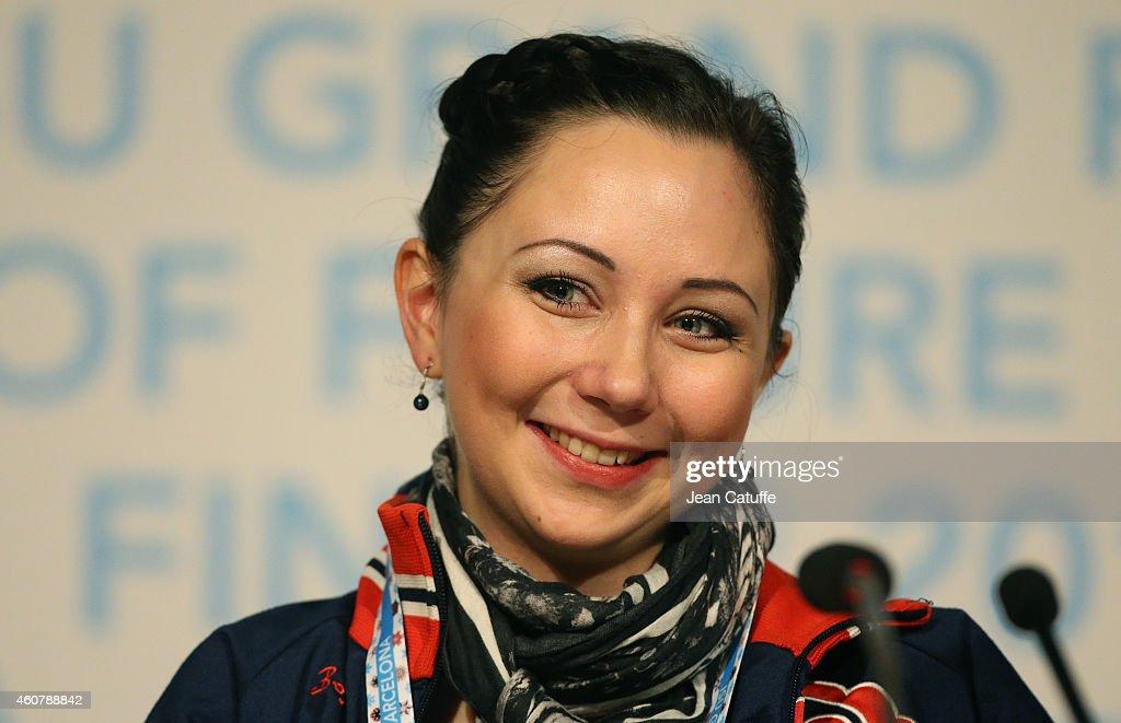 ISU Grand Prix of Figure Skating Final 2014/2015 - Day One : News Photo