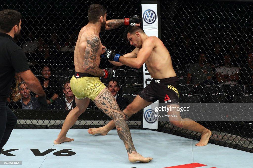 UFC Fight Night: Santos v Vendramini : News Photo