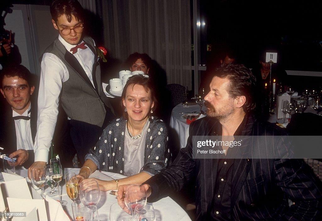 Elke Heidenreich, Ehemann Bernd Schröder, (Geburtstagsfeier von ...