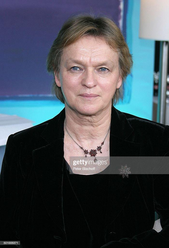 Elke Heidenreich , Porträt, geb.: 15. Februar 1943