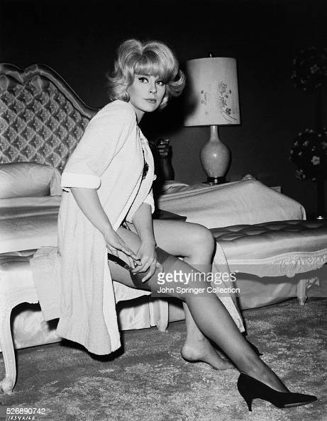 elke sommer in tights