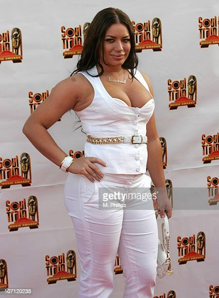 Elke the Stallion during 21st Annual Soul Train Music Awards Arrivals at Pasadena Civic Center in Pasadena California United States