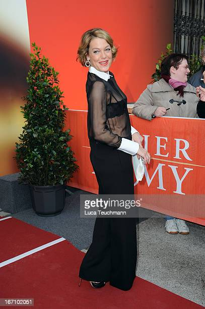 Elke Winkens attends the 'Romy Award 2013' at Hofburg Vienna on April 20 2013 in Vienna Austria