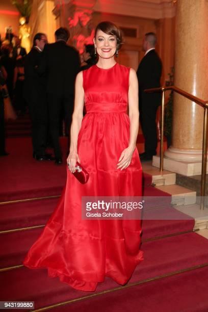 Elke Winkens during the 29th ROMY award at Hofburg Vienna on April 7 2018 in Vienna Austria