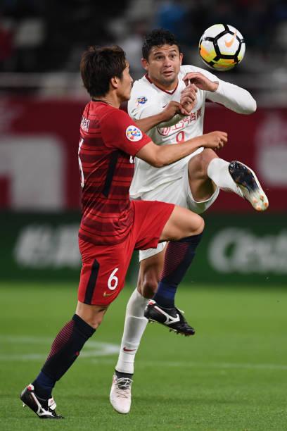 Image result for Round of 16: Kashima Antlers v Shanghai SIPG FC