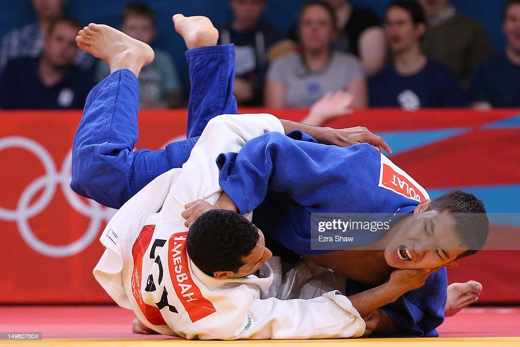 Olympics Day 5 - Judo