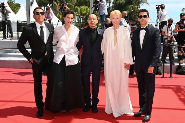 "FRA: ""Memoria"" Red Carpet - The 74th Annual Cannes Film Festival"