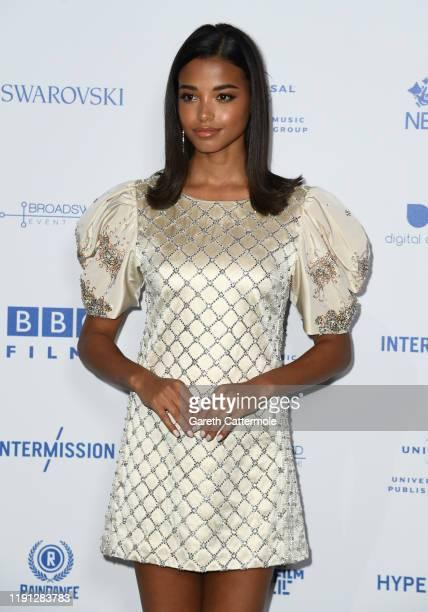Ella Balinska attends the British Independent Film Awards 2019 at Old Billingsgate on December 01 2019 in London England
