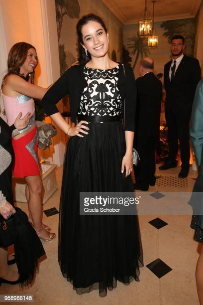 Ella Bleu Travolta, daughter of John Travolta and Kelly Preston, during the party in Honour of John Travolta's receipt of the Inaugural Variety...