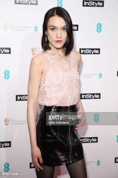 Ella Catliff attends the EE InStyle Party held at Granary Square Brasserie on February 6 2018 in London England